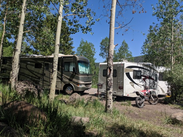 Bowery Creek Rec Campground